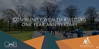 Community Wealth Building – one year on and making a difference to communities across North Ayrshire