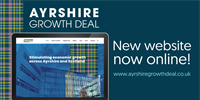 Ayrshire Growth Deal Website launched