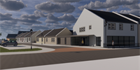 Construction to begin on Irvine harbourside housing