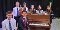 Young music stars battle it out at Garnock Campus event
