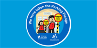 Parents asked to take the Parking Pledge