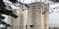 Preparations well under way for tower blocks refurbishment