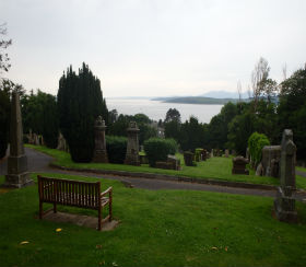 Largs HB Cemetery