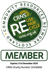 Community Resources Network Scotland Member logo